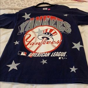 Vintage Yankees star T-shirt